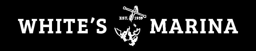White's Hudson River Marina Logo